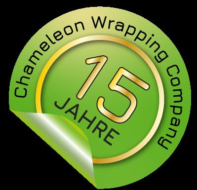 Chameleon Wrapping Company ist seit 15 Jahren Spezialist für Folierung, Werbetechnik und Beschriftungen