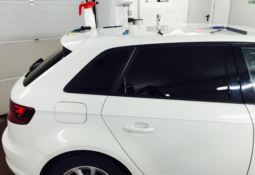 Chameleon Wrapping Company Eben im Pongau Salzburg Autofenster verdunkeln
