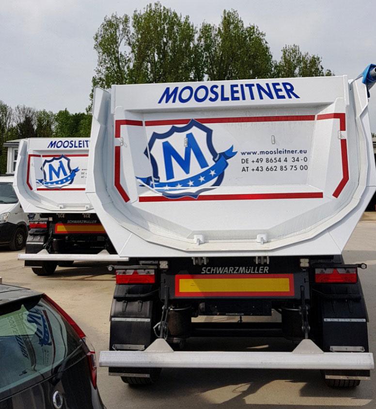 Werbebeschriftung Firmenfahrzeuge Branding