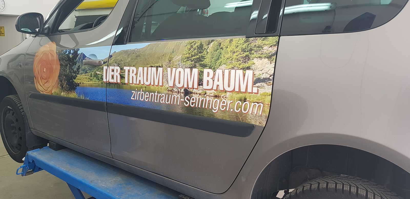 Chameleon Wrapping Company Eben im Pongau Salzburg Auto Folierung