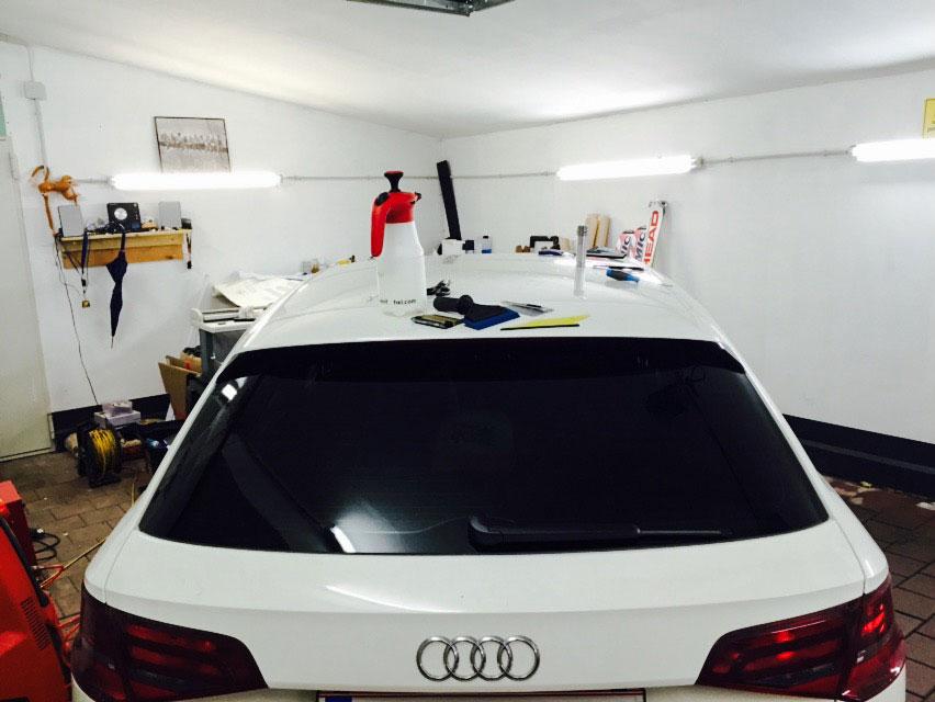 Chameleon Wrapping Company Eben im Pongau Salzburg Autoscheiben bekleben lasssen