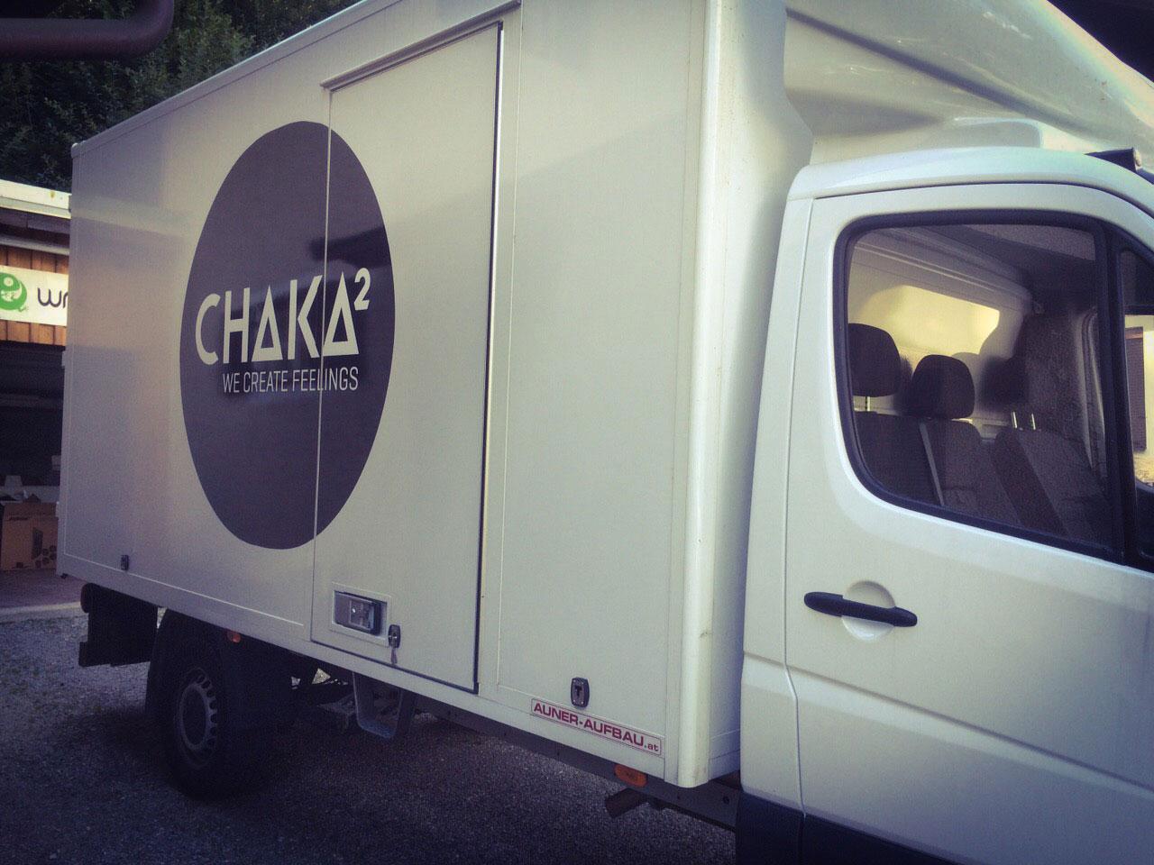Chameleon Wrapping Company Eben im Pongau Salzburg Fahrzeug Branding