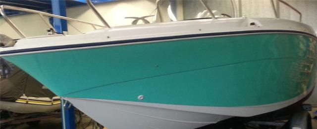 Folienbeklebung Boote Chameleon Wrapping Company Eben im Pongau Salzburg