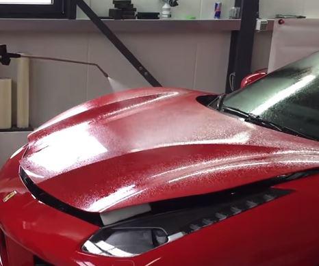 professionelle Folierung Auto / Schutzfolierung