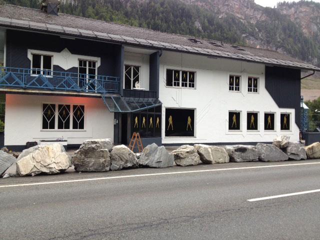 Fensterbeklebungen Chameleon Wrapping Company Eben im Pongau Salzburg