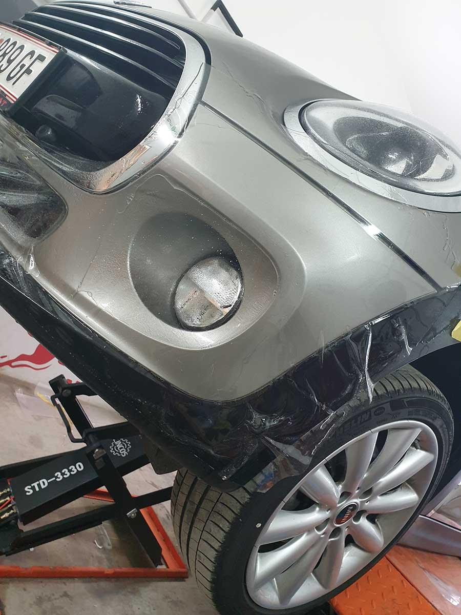 Lack des Autos Schützen- Steinschlagschutz Folierung