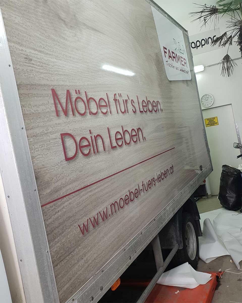 Chameleon Wrapping Company Eben im Pongau Salzburg Fahrzeug Folierung