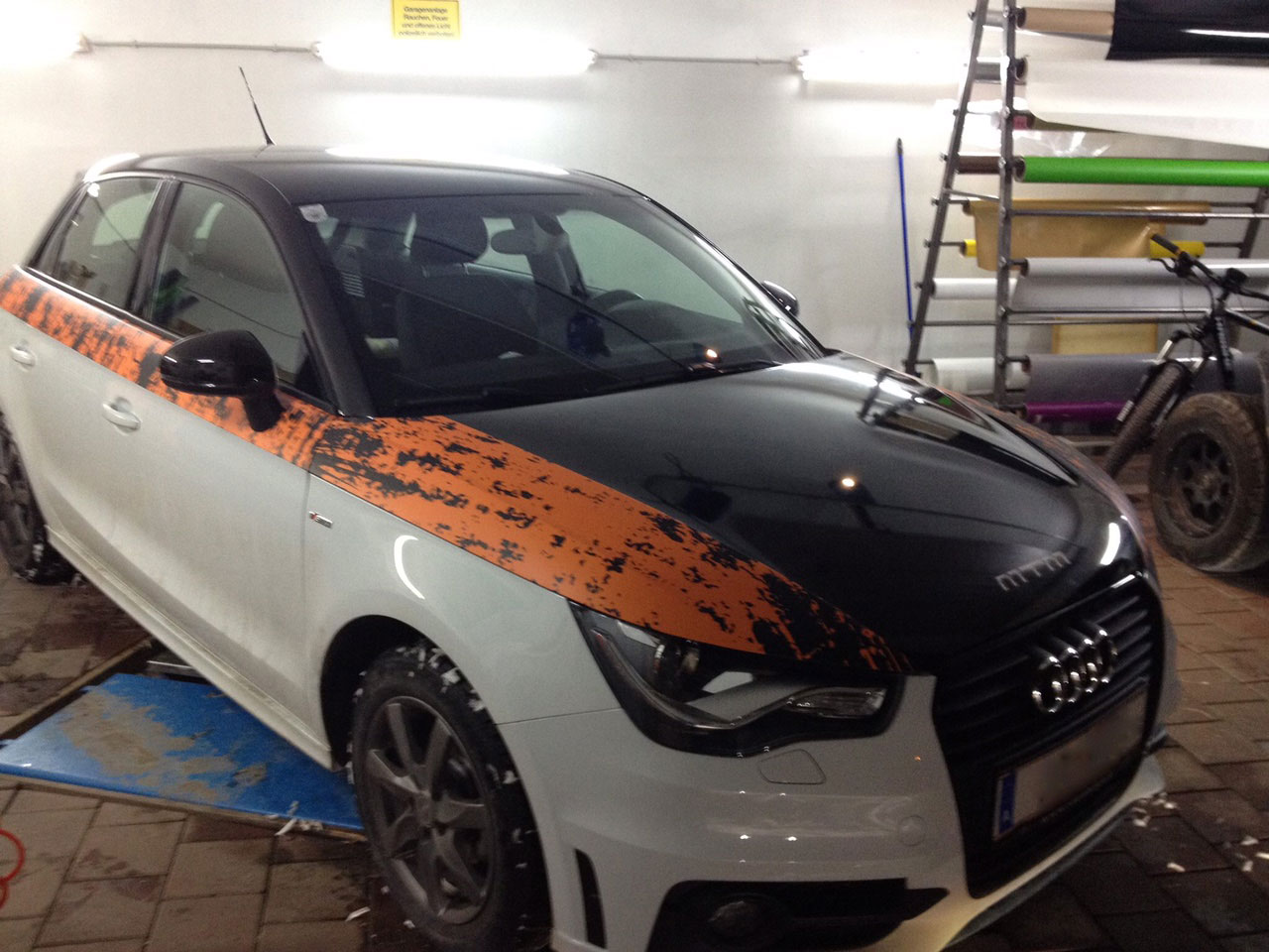 Exclusiv Design Carwrapping