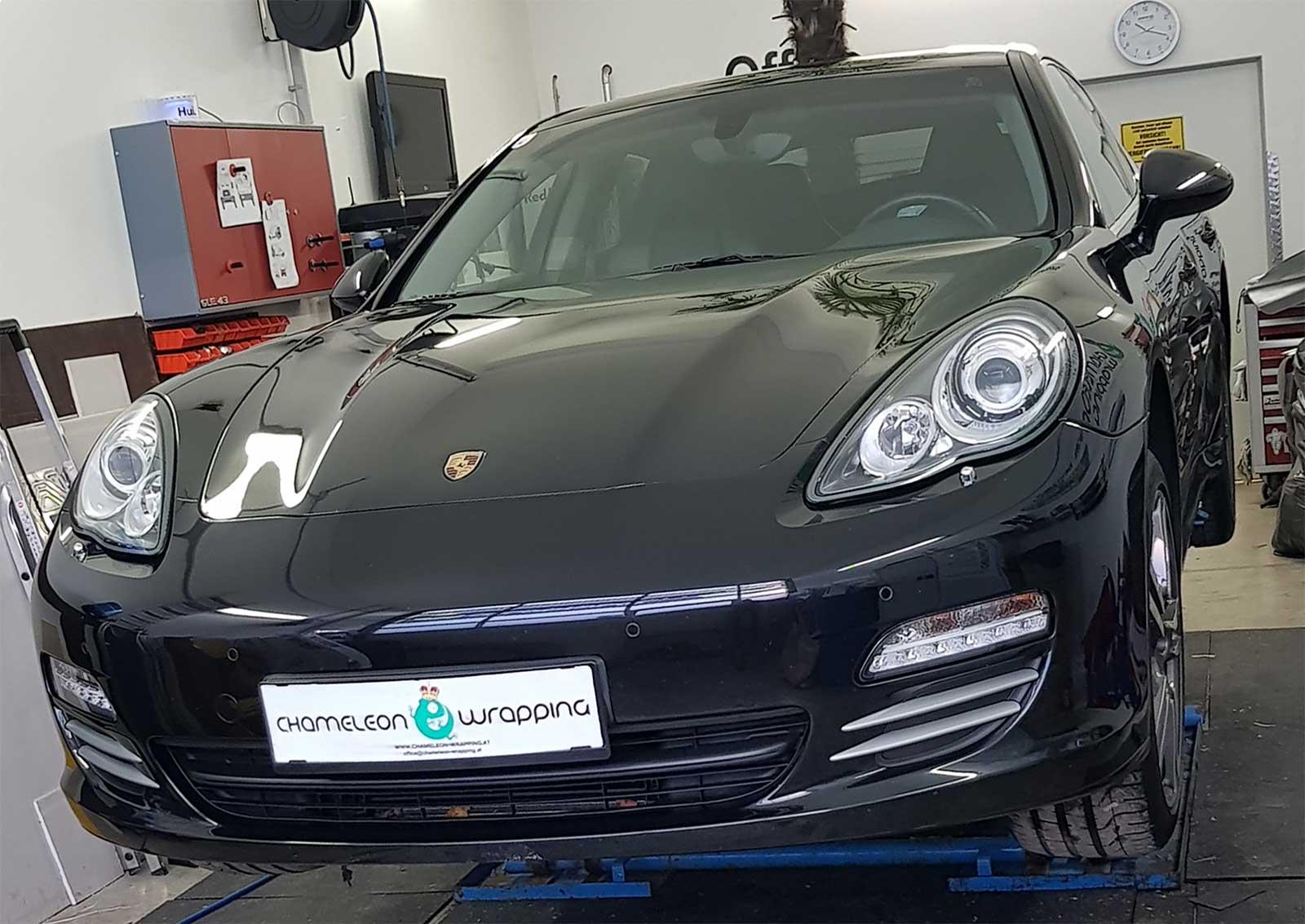 Fahrzeuge folieren Chameleon Wrapping Company Eben im Pongau Salzburg Car wrapping