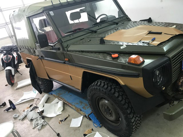 Jeep Folieren lassen Fahrzeugfolierung Salzburg,Fahrzeugfolierung Pongau,Lungau, Tamsweg, Salzburg Stadt