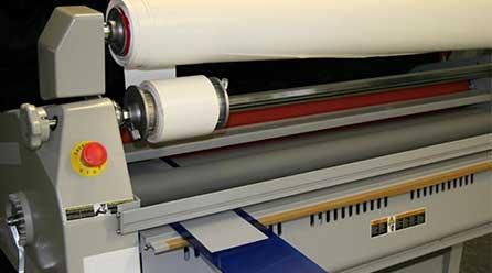 modernste Druckgeräte bei Chameleon Wrapping Company in Eben im Pongau - Salzburg