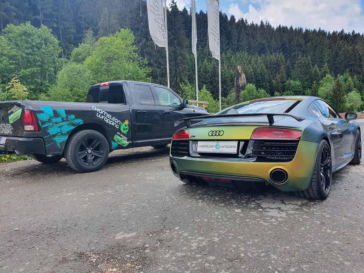 Audi - Autofolierung