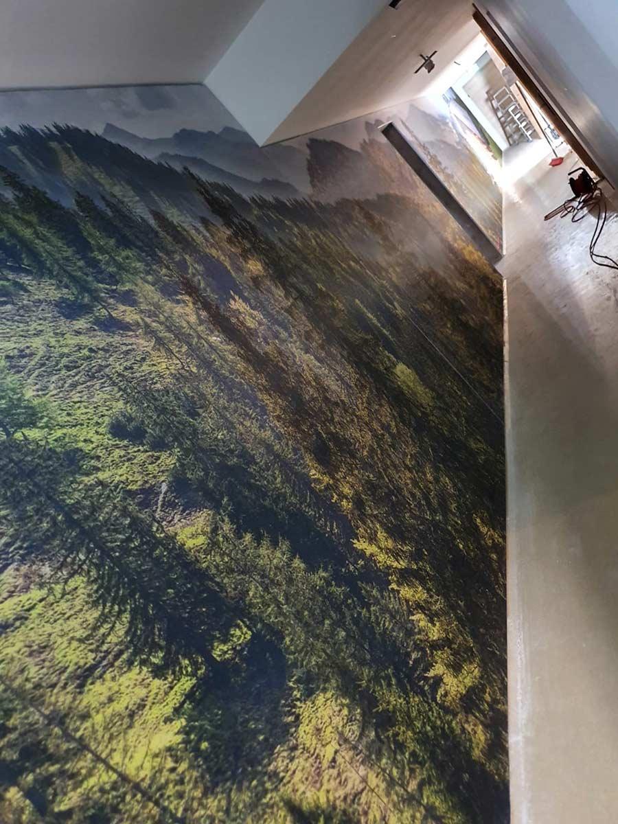 Folierung Dekorfolie - Folienbeklebung vom Fachbetrieb in Salzburg